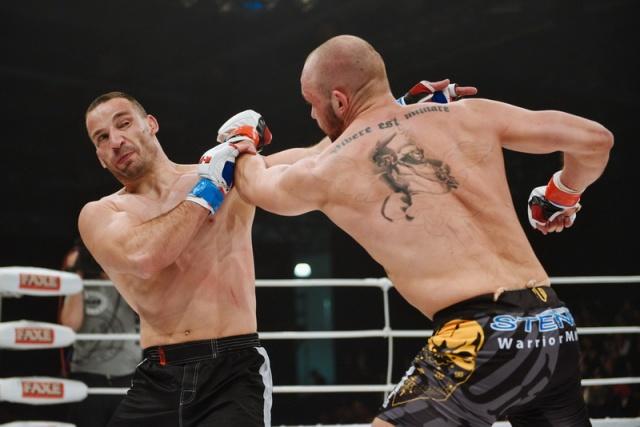 Кристиан Перак vs Валерий Мясников, M-1 Challenge 56