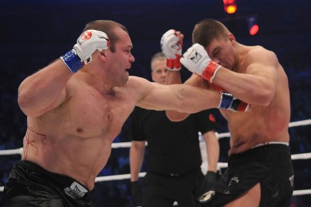 Денис Смолдарев vs Денис Комкин, M-1 Challenge 31
