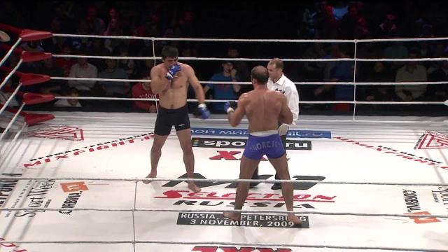 Ханилав Ханилаев vs Макашарип Макашарипов, M-1 Selection 2009 9