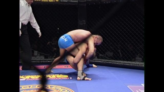 Мурад Музавузов vs Убайдула Чополаев, M-1 MFC - Middleweight GP