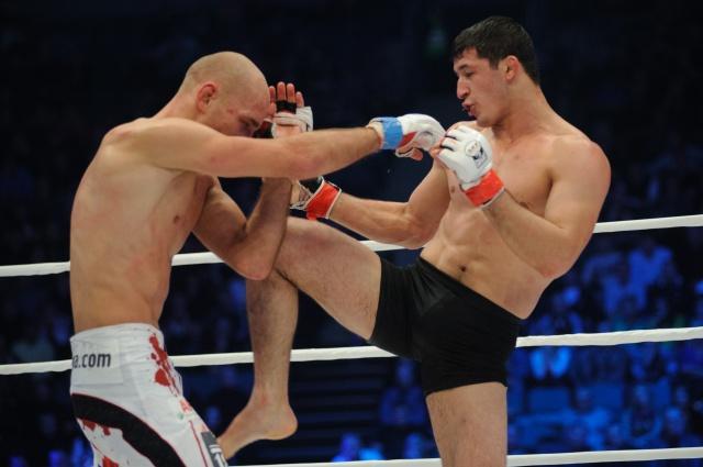 Рашид Магомедов vs Александр Яковлев, M-1 Challenge 35