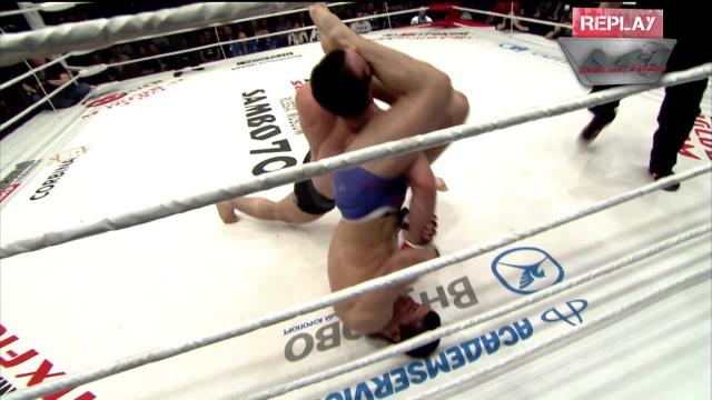Магомедрасул Хасбулаев vs Рашид Магомедов, Selection 2010 Eastern Europe Round 2