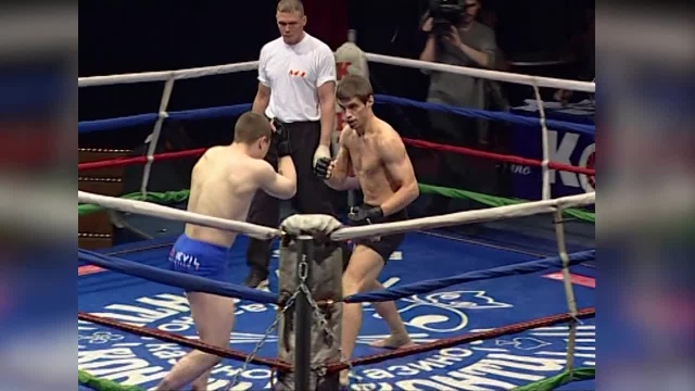 Игорь Васильев vs Данила Веселов, Northwest Open MixFight Championship