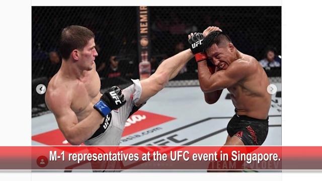 Sportlife, выпуск 10-ый: представители М-1 на UFC в Сингапуре, замена соперника Волкова