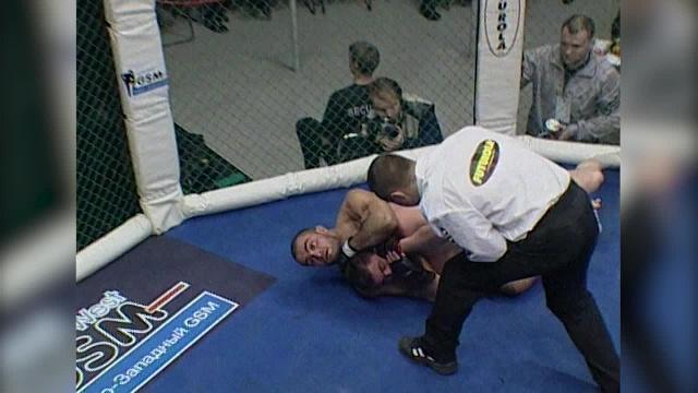 Арбен Латифи vs Арслан Аматов, M-1 MFC European Championship 2002