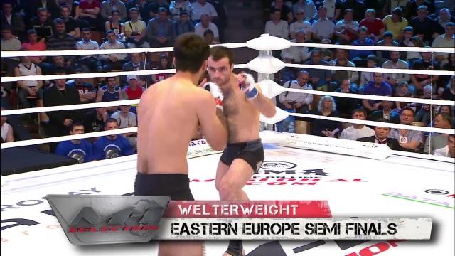 Магомедрасул Хасбулаев vs Радик Ибоян, Selection 2010 Eastern Europe Round 3