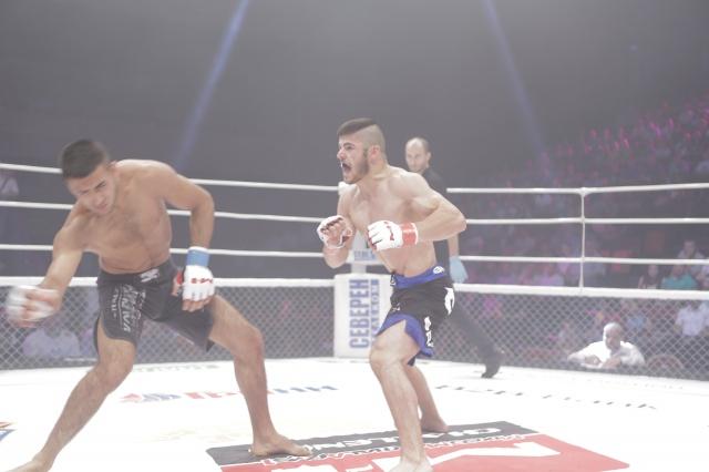 Валериу Мирча vs Рауль Тутараули, M-1 Challenge 60