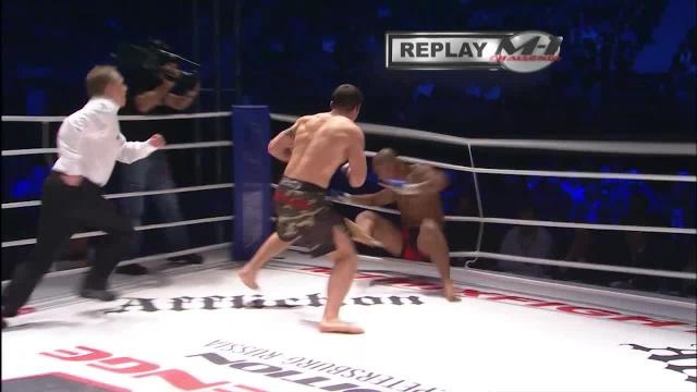 Сеунг Бай Ви vs Михаил Заяц, M-1 Challenge 09