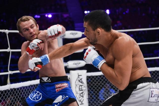 Павел Витрук vs Рафаэль Миранда, M-1 Challenge 53