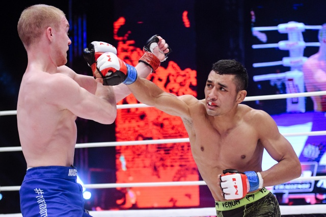 Фабрисио Саррафф vs Вадим Малыгин, M-1 Challenge 78