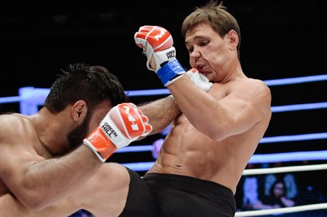 Mikhail Doroshenko vs Bayram Mamedov, M-1 Challenge 104