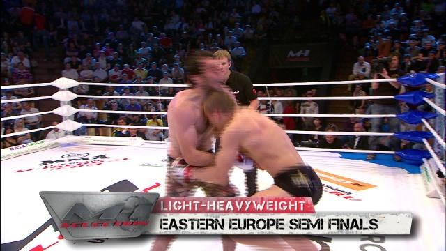 Вячеслав Василевский vs Алихан Магомедов, Selection 2010 Eastern Europe Round 3