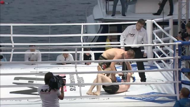 Дмитрий Самойлов vs Никлас Вимберг, M-1 Challenge 04