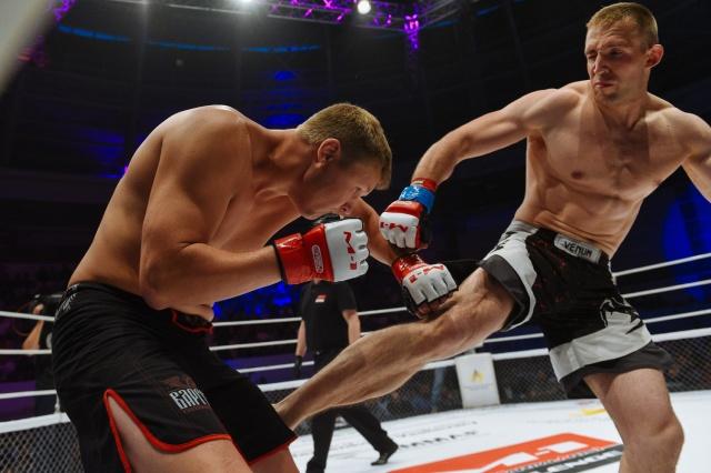 Евгений Гурьянов vs Евгений Мякинкин, M-1 Challenge 67