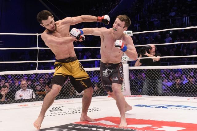 Джон Реттингхаус vs Сергей Морозов, M-1 Challenge 73