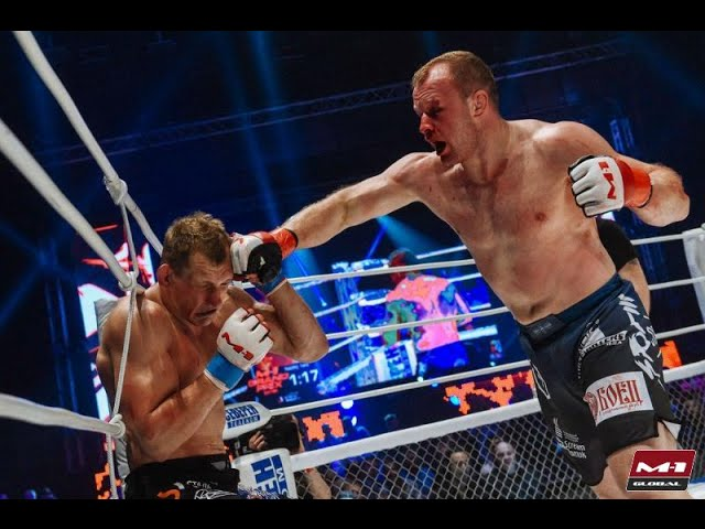 Shlemenko vs Vasilevsky Highlight