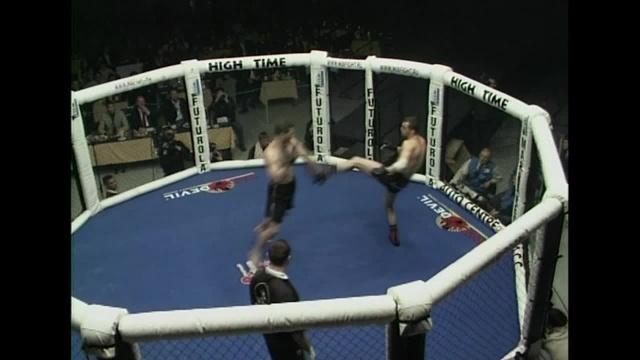 Алексей Веселовзоров vs Сергей Агопян, M-1 MFC - World Championship 2000