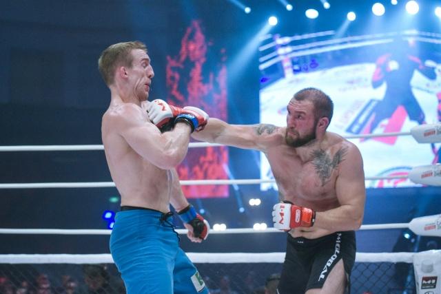 Спенсер Джебб vs Владимир Тюрин, M-1 Challenge 97&Tatfight 7