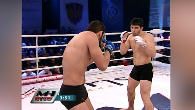 Руслан Хасханов vs Рустам Хабилов, M-1 Selection Ukraine 2010 - The Finals