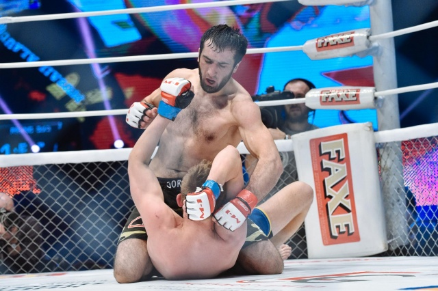 Магомед Мутаев vs Вадим Орищак, M-1 Challenge 64