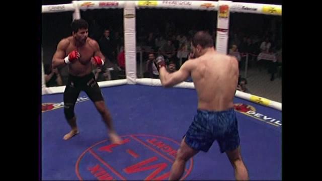 Алексей Веселовзоров vs Антонио Ресенде, M-1 MFC - Russia vs. the World 1