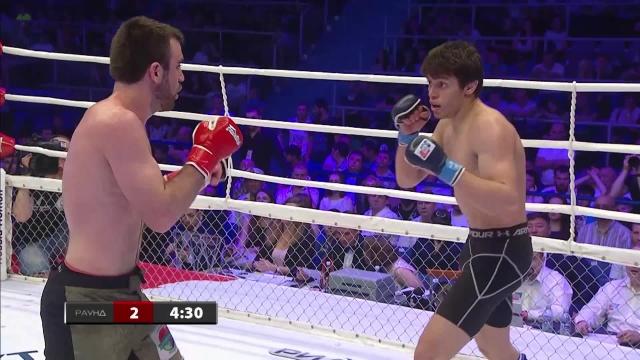 Мурад Рамазанов vs Али Абдулхаликов, M-1 Challenge 66