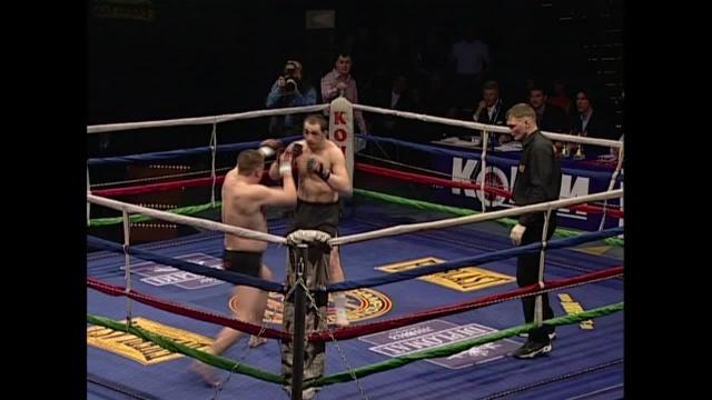 Бага Агаев vs Виталий Анкипин, MFC Mix-Fight 2004