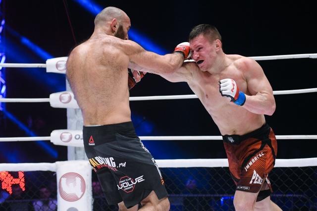 Андрей Лежнев vs Ильфат Амиров, M-1 Challenge 85