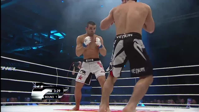 Дениэль Вайхель vs Магомедрасул Хасбулаев, M-1 Challenge 23
