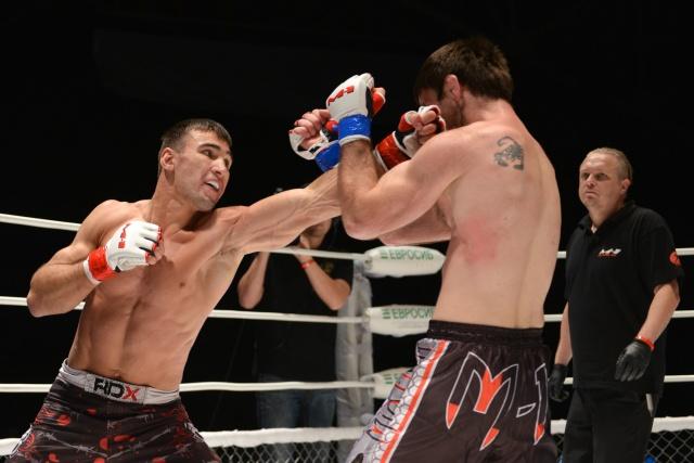 Виталий Макиев vs Андрей Кошкин, M-1 Challenge 43