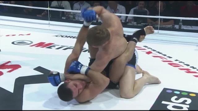 Алексей Назаров vs Анатолий Лавров, M-1 Selection 2009 3
