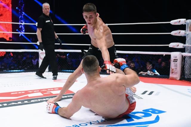 Кристиан Перак vs Виталий Слипенко, M-1 Challenge 85
