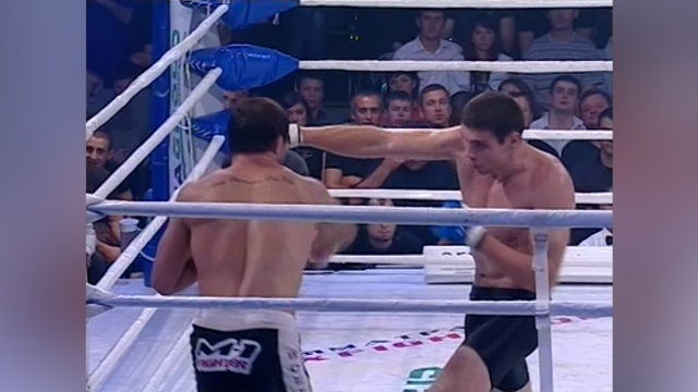 Игорь Шпатенко vs Павел Покатилов, M-1 Selection Ukraine 2010 - Clash of the Titans
