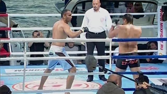 Антонио Мэндес vs Кирилл Сидельников, Battle on Neva 2007