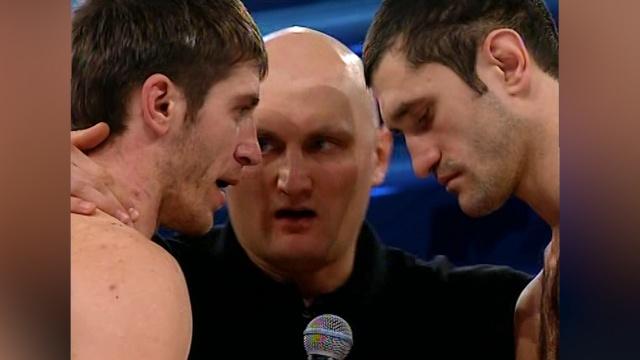 Владимир Опанасенко vs Василий Новиков, M-1 Selection Ukraine 2010 - The Finals