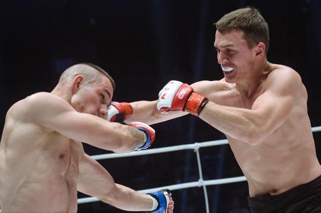 Филип Коварик vs Артем Тарасов, M-1 Challenge 96