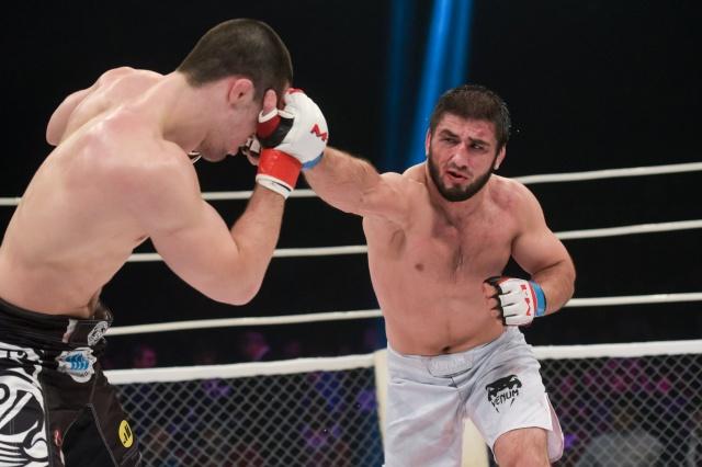 Курбанали Абдусаламов vs Тимур Нагибин, M-1 Challenge 72