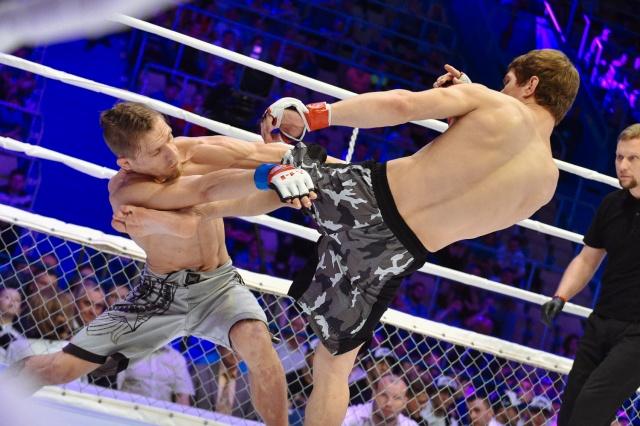 Александр Крупенкин vs Мовсар Евлоев, M-1 Challenge 66