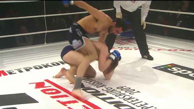Карен Григорян vs Максим Рожков, M-1 Selection 2009 2