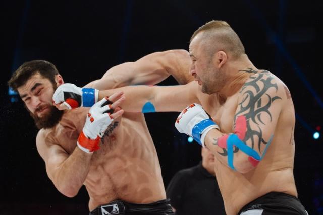 Батраз Агнаев vs Лукаш Боровски, M-1 Challenge 55