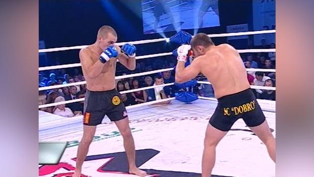 Андрей Призюк vs Иван Гладкий, M-1 Selection Ukraine 2010 - Clash of the Titans