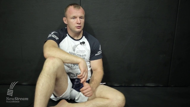 Шлеменко - о бое с Мусаси, турнире Bellator в России и Корешкове