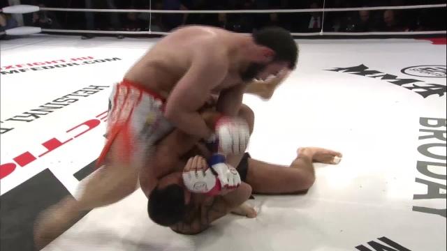 Ахмед Байрак vs Жермен Воетмен, Selection 2010 Western Europe Round 3