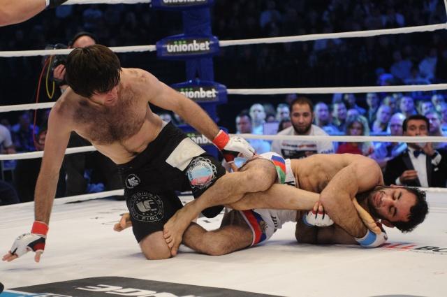 Марат Гафуров vs Вугар Бахшиев, M-1 Challenge 35