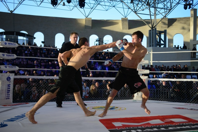 Дмитрий Ермолаев vs Хамзат Далгиев, M-1 Challenge 52