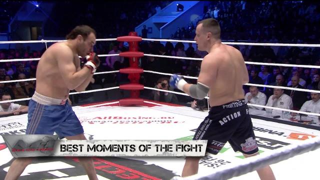 Алексей Беляев vs Гасан Умалатов, Selection 2010 Eastern Europe Round 1