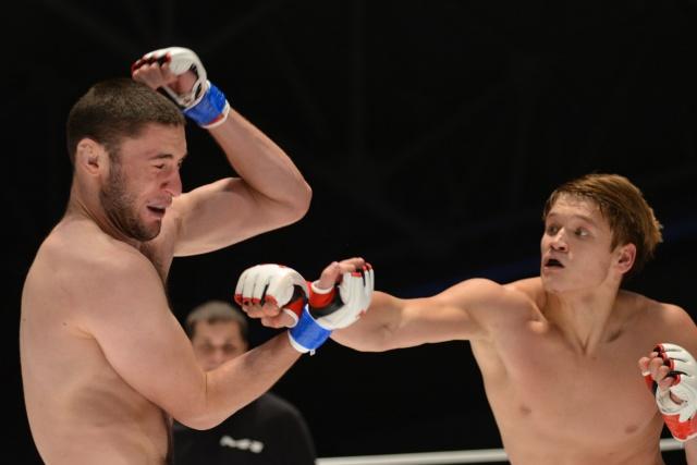 Роман Чельдиев vs Денис Губаев, M-1 Challenge 43