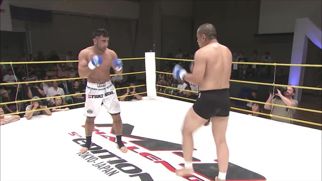 Камиль Уйгун vs Юджи Сакураги, M-1 Challenge 05