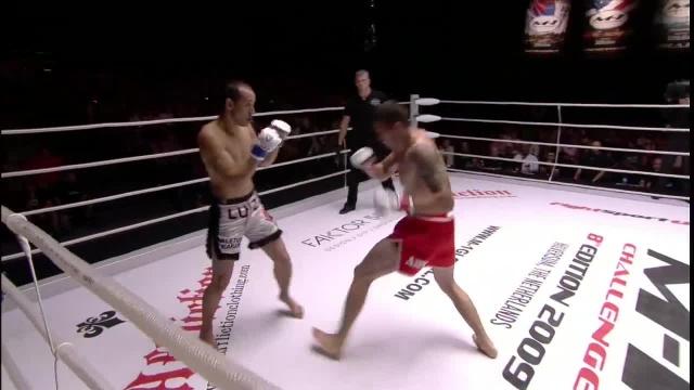 Абнер Льоверас vs Луиз Андраде, M-1 Challenge 18
