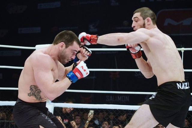 Брэндон Белл vs Мурад Абдурахманов, M-1 Challenge Battle in Atyrau